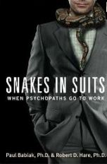 Robert Hare-Paul Babiak - Snakes in Suits (1)