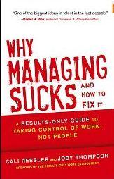 Why Managing Sucks