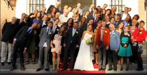 Eerland-Zwaan Wedding