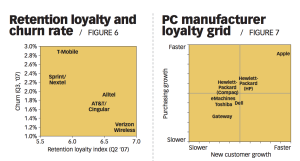 Hayes Customer Loyalty Grid